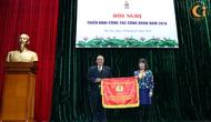 Hội nghị triển khai công tác Công đoàn năm 2016