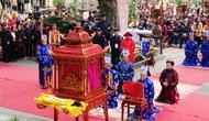 Tổ chức dâng hương tưởng nhớ các bậc tiên đế, tiên hiền tại Hoàng Thành Thăng Long