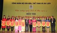 Công đoàn Bộ VHTTDL kỷ niệm ngày quốc tế phụ nữ 8-3