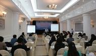 Hội nghị khởi động dự án xây dựng Cổng thông tin thương mại Việt Nam.