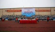 Giao lưu, thi đấu Bóng đá chào mừng kỷ niệm 70 năm Ngày Truyền thống ngành Thể dục thể thao