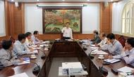 Báo cáo công tác chuẩn bị tổ chức ABG 5