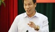 Bộ trưởng Nguyễn Ngọc Thiện làm việc tại Khu Liên hợp Thể thao quốc gia