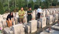 Hội Cựu chiến binh Bộ VHTTDL tổ chức về nguồn thăm chiến trường miền núi phía Bắc