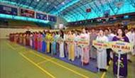 Gần 500 VĐV tham dự giải vô địch trẻ Karatedo toàn quốc năm 2016