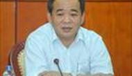 BTC ABG5 báo cáo tiến độ triển khai công tác chuẩn bị tới Thứ trưởng Lê Khánh Hải