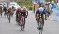 Giải Xe đạp nữ toàn quốc mở rộng 2016: chủ nhà An Giang chiếm ưu thế ở chặng đua đầu tiên