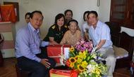 Công đoàn Bộ VHTTDL tri ân Mẹ Việt Nam anh hùng và ủng hộ xây nhà tình nghĩa