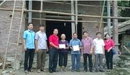 Công đoàn Bộ VHTTDL ủng hộ xây nhà tình nghĩa Mẹ Việt Nam anh hùng ở Tuyên Quang