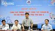 Thành phố Đà Nẵng hoàn tất công tác chuẩn bị cho Đại hội ABG5