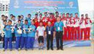 Việt Nam đứng đầu bảng tổng sắp huy chương ABG5