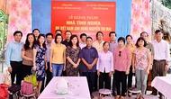 Khánh thành Nhà tình nghĩa Mẹ VNAH ở tỉnh Tuyên Quang