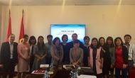 Hội nghị tổng kết hoạt động Công đoàn Khối Di sản - Văn hóa cơ sở năm 2016