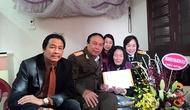 Công đoàn Bộ VHTTDL và Hội CCB cơ quan Bộ tri ân Mẹ Việt Nam anh hùng Nguyễn Thị Vạch