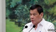 Tổng thống Philippines lên tiếng bênh vực Trung Quốc về vấn đề ma túy tại Phillipines