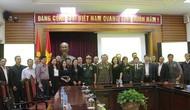 Công đoàn Bộ VHTTDL tổ chức gặp mặt Cựu chiến binh, Cựu quân nhân