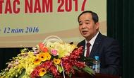 Hội nghị triển khai nhiệm vụ năm 2017 của Tổng cục Thể dục thể thao