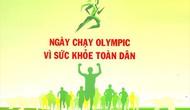 Tổ chức Ngày chạy Olympic vì sức khỏe toàn dân năm 2017