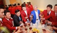 Bộ trưởng Nguyễn Ngọc Thiện gặp mặt các huấn luyện viên, vận động viên tiêu biểu năm 2016