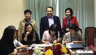 Công đoàn Khối Di sản-Văn hóa cơ sở tổ chức Hội nghị triển khai kế hoạch công tác công đoàn năm 2017