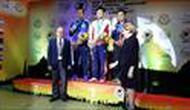 Hoàng Xuân Vinh giành HCB Cup Thế giới