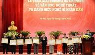 Lùi thời gian tổ chức Lễ trao tặng Giải thưởng Hồ Chí Minh, Giải thưởng Nhà nước về Văn học nghệ thuật