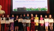 """Công đoàn Bộ VHTTDL kỷ niệm Ngày Quốc tế phụ nữ 8/3 và khen thưởng Phong trào """"Giỏi việc nước, đảm việc nhà"""""""
