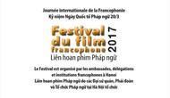Tổ chức Liên hoan phim Pháp ngữ năm 2017