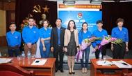 Tổ chức thành công Đại hội Đoàn cơ sở TNCS Hồ Chí Minh Trung tâm CNTT lần thứ I