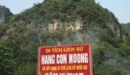 Góp ý nhiệm vụ Quy hoạch tổng thể bảo tồn, tôn tạo và phát huy giá trị Di tích khảo cổ Hang Con Moong