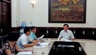 Rà soát văn bản quy phạm pháp luật theo Hiến pháp năm 2013 và thực hiện Nghị quyết số 33-NQ/TW