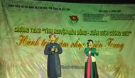 Đoàn Thanh niên Bộ VHTTDL phát động Tháng thanh niên 2017 tại Cao Bằng