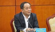 Thứ trưởng Lê Khánh Hải làm việc với Tổng cục TDTT