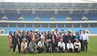 Khu Liên hợp Thể thao Quốc gia gặp mặt các đồng chí cựu tù chính trị nhà tù Côn Đảo và Phú Quốc