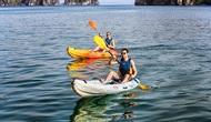 Bộ VHTTDL đề nghị Quảng Ninh tạo điều kiện cho cung cấp dịch vụ Kayak trên Vịnh Hạ Long
