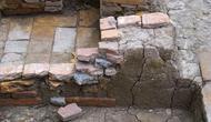 Khai quật khảo cổ tại khu vực nền nhà Cục tác chiến thuộc Khu trung tâm Hoàng thành Thăng Long