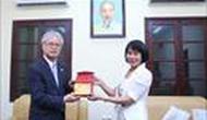 Thành phố Kawaguchi sẽ hỗ trợ tốt nhất cho Việt Nam tại Olympic và Paralympic 2020