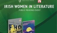 Giới thiệu văn học Ireland đương đại tới công chúng Hà Nội
