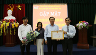 Khu Liên hợp Thể thao Quốc gia gặp mặt các Cựu tù Chính trị Côn Đảo và cựu tù Phú Quốc tỉnh Bến Tre