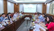 Hội nghị BCH Đảng bộ Bộ VHTTDL lần thứ 12