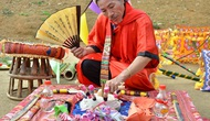 """Tái hiện Lễ hội Xăng Khan của dân tộc Thái tại """"Ngôi nhà chung"""""""