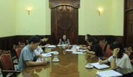 Báo cáo công tác chuẩn bị tổ chức Hội nghị sơ kết, tổng kết chương trình phối hợp công tác với các Bộ