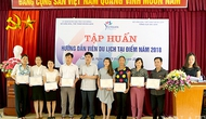 Tập huấn Hướng dẫn viên du lịch tại điểm trên địa bàn tỉnh Cao Bằng