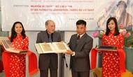 Triển lãm về Chủ tịch Hồ Chí Minh và các nhà yêu nước Việt Nam tại Pháp