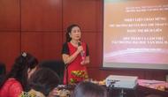 Thứ trưởng Bộ Văn hóa, Thể thao và Du lịch Đặng Thị Bích Liên thăm và làm việc với Trường Đại học Văn hóa Hà Nội