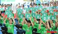 Hơn 3.500 học sinh tham dự các hoạt động học bơi an toàn, phòng chống đuối nước