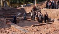 Tiếp tục khai quật khảo cổ tại Hoàng thành Thăng Long - Hà Nội