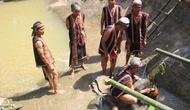 Tái hiện Lễ cúng bến nước của dân tộc Gia Rai