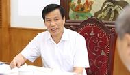 Bộ trưởng Nguyễn Ngọc Thiện làm việc với Tổng cục Thể dục thể thao
