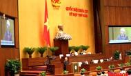 Quốc hội thảo luận về dự thảo Luật Thể dục, thể thao sửa đổi